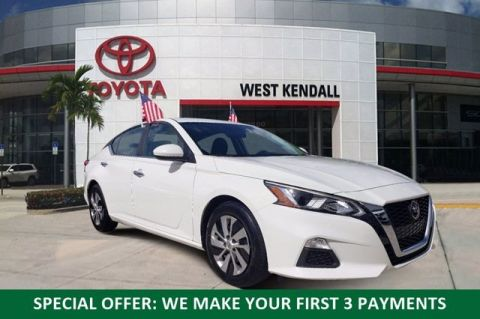 Used 2019 Nissan Altima 2.5 S | Miami, FL