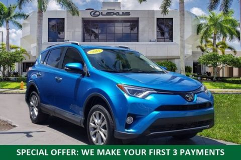 Used 2017 Toyota RAV4 Limited | Miami, FL