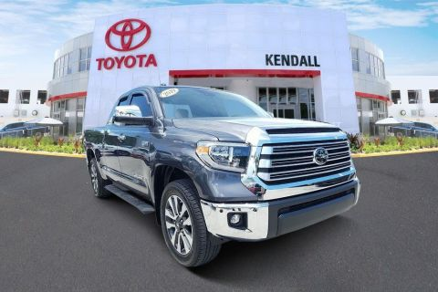 Used 2019 Toyota Tundra Limited