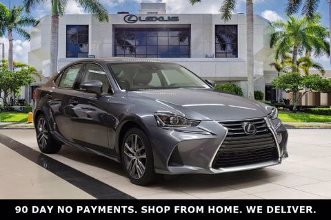 New! New 2020 Lexus IS | Miami, FL