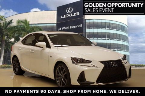 2020 Lexus IS IS 300 F SPORT