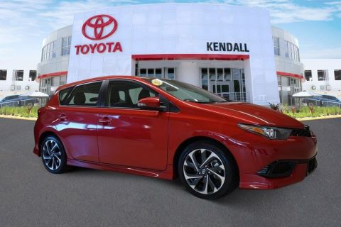 Used 2016 Scion iM Base