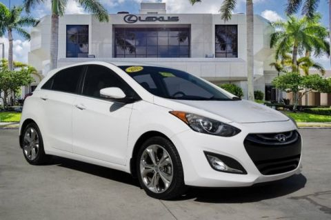 Used 2015 Hyundai Elantra GT Base