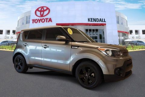Used 2018 Kia Soul Base