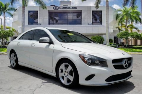 Used 2017 Mercedes-Benz CLA CLA 250