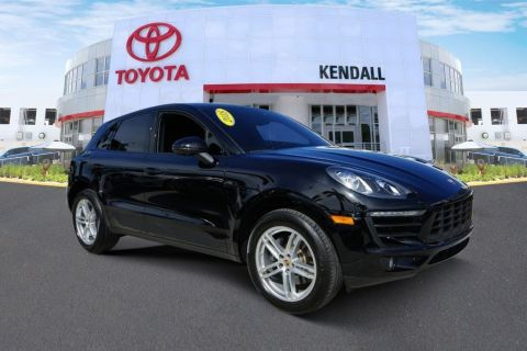 Used 2018 Porsche Macan Base
